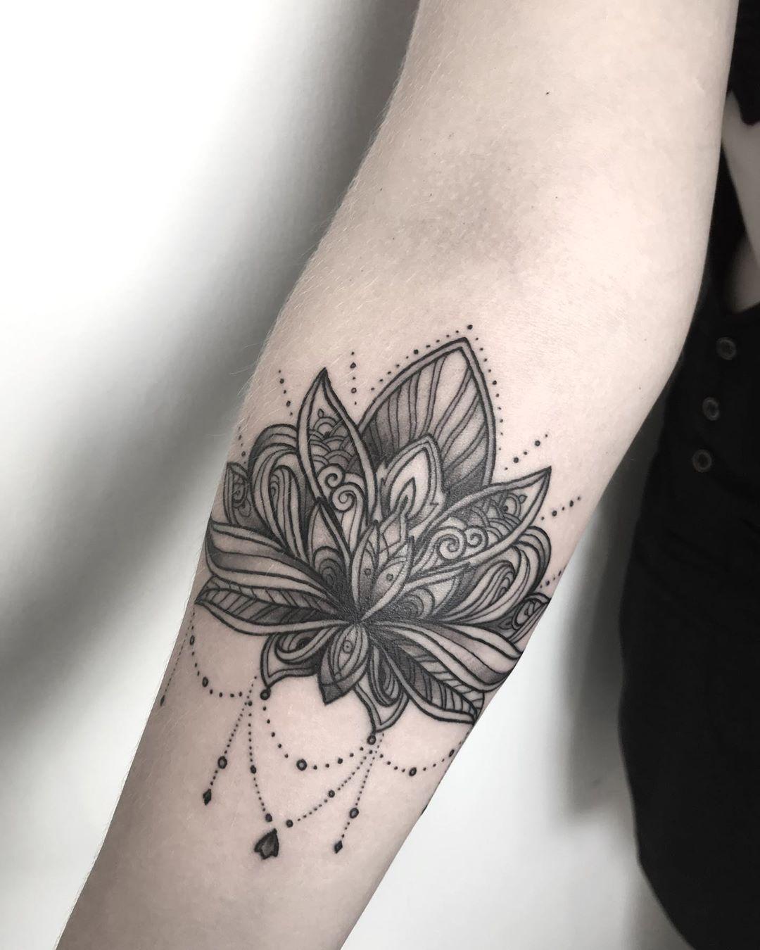 best tattoo bali mandala tattoo
