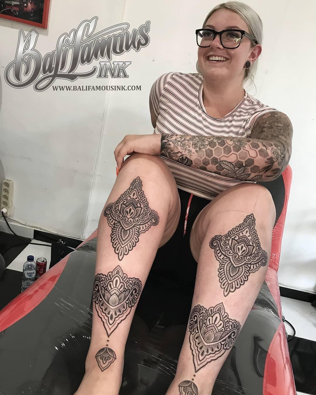 best tattoo kuta bali mandala tattoo